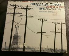 Counting Crows - Across a Wire - Live in NYC 2CD 100% tested, Disc in exc. cond.