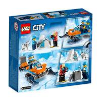 60191 LEGO City Arctic Expedition Arctic Exploration Team 70 Pieces Age 5+