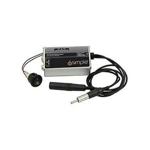 iSimple PAC-IS31 Auxiliary Audio Input Adapter for OEM/Aftermaket Radios