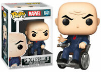 Funko POP! Marvel X-Men Movie Professor X 641 + FREE SOFT PROTECTOR