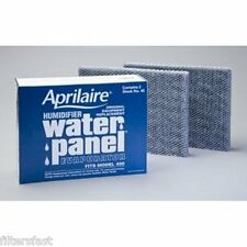Genuine Aprilaire 45 Humidifier Water Panel Filter 2 PACK for Aprilaire 400