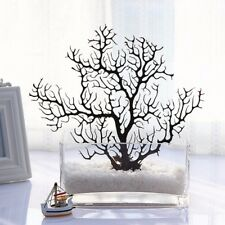 23cm Natural Real Dry Coral Plant Tree in Fish Tank Wedding Home Furniture Decor