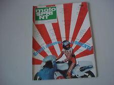 MOTOSPRINT 7/1978 PROVA TEST MOTO HONDA CBX 1000