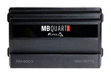 MB Quart FA1-900.5 900W FORMULA Series 5-Channel Class A/B Car Audio Amplifier