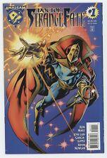 Doctor Strangefate 1 Marvel DC 1996 NM- Strange Fate Amalgam Vs