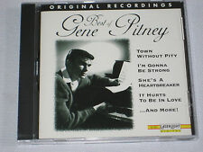 GENE PITNEY BEST OF CD 10 SELECTIONS  MINT CONDITION