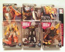 Transformers Generations Titans Return Legends Wheelie - Rewind - Stripes