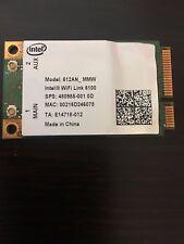 Intel 512AN_MMW WiFi Link 5100 Mini PCI-E Card cod.007