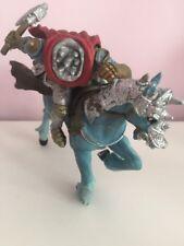 ELC Tower Of Doom Monster Mythical Fantasy Castle Headless Knight Horse Figure