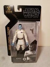 "Star Wars black series archive Grand Admiral Thrawn action figure 6"" CASE FRESH"