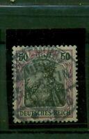 Deutsches Reich , Germania Nr..91 I y gestempelt BPPgeprüft