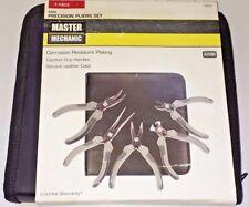 Master Mechanic 140934, 5 Piece Mini Precision Pliers Set