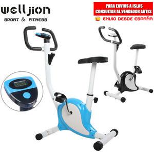 Bicicleta Estática Plegable Entrenamiento Ejercicio aerobico en Casa y Gimnasio