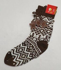 Joe Boxer Soft Cozy Non-Slip Knit Slipper Socks - Women's Shoe (4/10)
