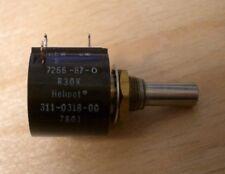 Helipot 30k Multi Turn Pot 14 Shaft 311 0318 00
