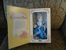 """Ideal Victorian Ladies Leticia 8"""" Collector's Doll 1984"""