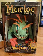 World of Warcraft - J!NX - Talking Murloc Plush Toy - Mint / New In Box!