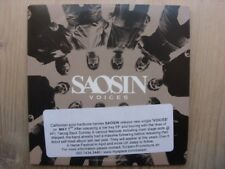 Saosin:   Voices  Near mint  1 track promo  CD single (card slv)