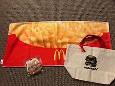 Brand New McDonalds Japan Lucky Bag New Years 2018 Fukubukuro