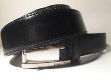 Cesare Paciotti Leather Belt