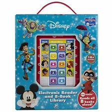 New listing  Disney - Mickey Mouse, Toy Story And More! Me Reader By Riley Beck - Hardcover
