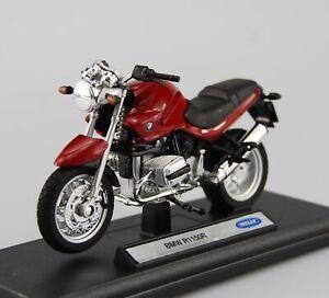 WELLY BMW R1150R 1:18 DIE CAST MODEL NEW IN BOX LICENSED MOTORCYCLE