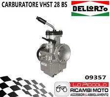 MBK Booster Spirit 50-09357 Carburador Vhst 28mm BS Dell'Orto Válvula Piso