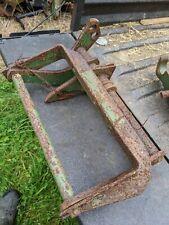John Deere Tractor Model M Plow Lift Implement Mount Nos