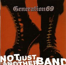 GENERATION 69 - NOT JUST ANOTHER BAND CD oi! punk