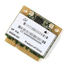 HP Mini Wireless Wifi N PCIe Card Atheros AR5BHB92-H AR9280 DV7 Series 300Mpbs