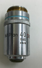 Nikon DIC M Plan X40 Microscope lens