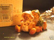 Cherished Teddies I'M A Little Darling musical Au Claire De Lune