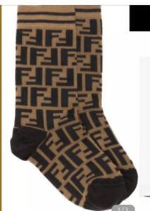 Fendi Women's Socks 💕 Receipt In Ad!!!!