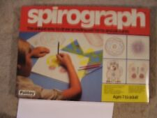PALITOY SPIROGRAPH GAME IS COMPLETE