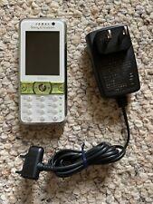 New listing Sony Ericsson K660i - Lime on white (Unlocked) Cellular Phone