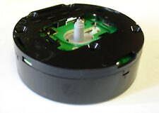 NEW Round Clock Movement for Miniature Clocks with Short Shaft (MCN-24S)