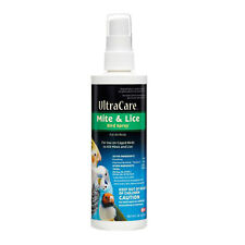 8 in 1 UltraCare Mite & Lice Spray for Birds 8oz