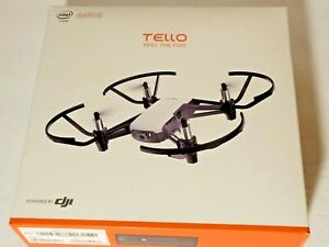 DJI Tello Drone Model TLW004 With 5MP Camera And 720p HD Transmission