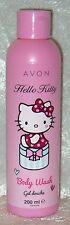 Avon Hello Kitty® Duschgel 200 ml Milde Formel, die nicht in den Augen brennt.