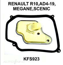 Auto Transmission Filter Kit RENAULT CLIO K7M  4 Cyl EFI MK II 98-02  (--> 20