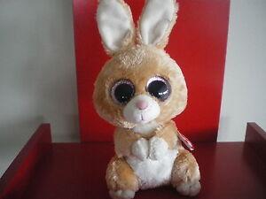 Ty Beanie Boos CARROTS rabbit 6 inch NWMT. Retired.Limited quantity.