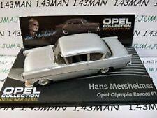 Atlas 1:43 Opel Rekord P1 Mershheimer
