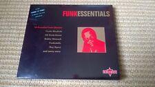 Funk Essentials.V/A.CD.NEW.Curtis Mayfield, Meters ,Last Poets,Roy Ayers,Joe Tex