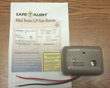SAFE T ALERT RV PROPANE/ LP GAS ALARM P/N: 20-441 DETECTOR