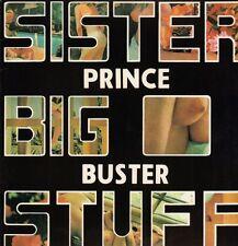 Prince Buster(Vinyl LP)Sister Big Stuff-Sunspot-SUNSPLP006-UK-NM-/M
