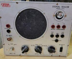 Eico Signal Tracer