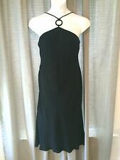 Evan Picone Dress~10~Black~Cocktail~Wedding~Lined