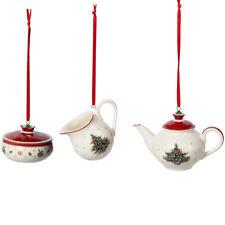 Decorazioni Natalizie Villeroy E Boch.Decorazioni Villeroy Boch In Porcellana Per Albero Di Natale Acquisti Online Su Ebay