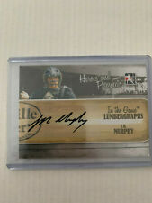J.R. Murphy 2011 Heroes And Prospects Auto Card #L-JRM