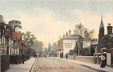 POSTCARD    KENT  ST  MARY   CRAY   High  Street